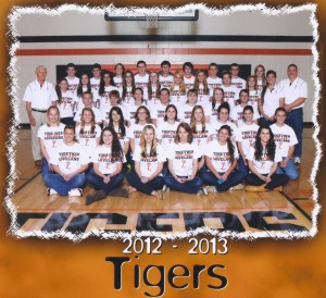 2012-2013LHS swimteam