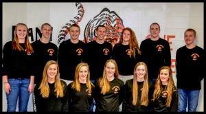 2014 LHS District Swim Team