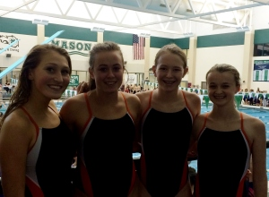 Girls 2 Free Relay